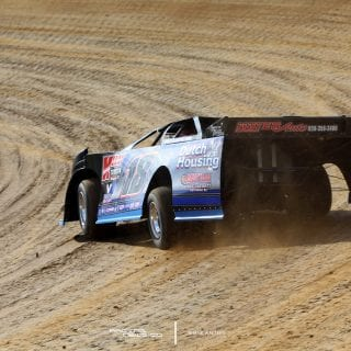 Florence Speedway Dirt Late Model 4790