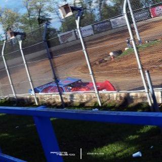 Florence Speedway Racing Photo 4981