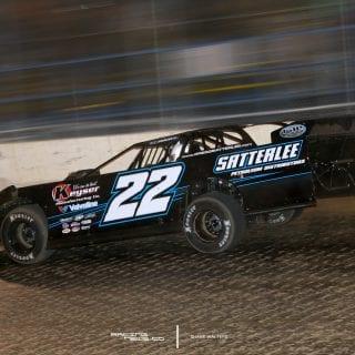 Gregg Satterlee Dirt Late Model Racing Photo 5504