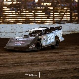 Gregg Satterlee Lucas Oil Late Model Driver 6537
