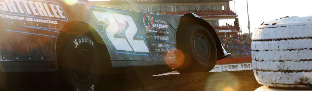 Lucas Oil Speedway dirt track sponsors Jordan Anderson in NASCAR Truck Series