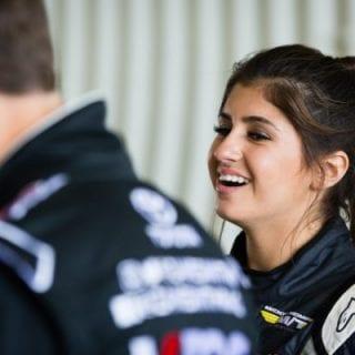 Hailie Deegan NASCAR Next Driver