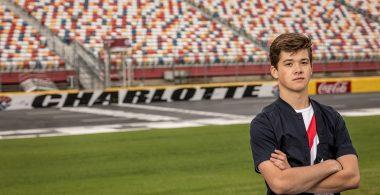 Harrison Burton NASCAR Next Driver