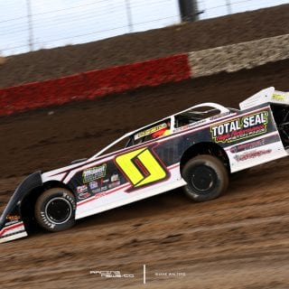 I-80 Speedway Dirt Late Model 7643