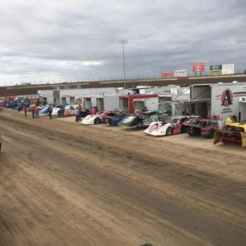 I-80 Speedway Go 50 Lucas Oil Late Model Dirt Series event