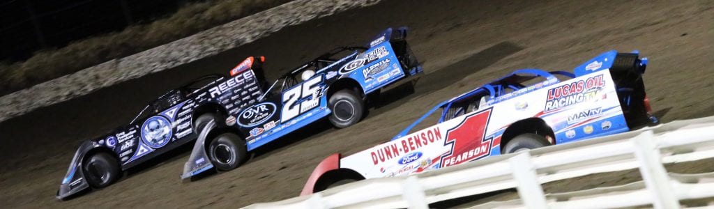 I 80 Speedway Results – May 23, 2017 – Lucas Oil Dirt Series