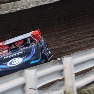 I-80 Speedway Scott Bloomquist Lucas Oil Late Model Dirt Series Winner 7771