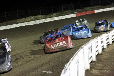 I 80 Speedway results from Lucas Oil Late Model Dirt Series 7982