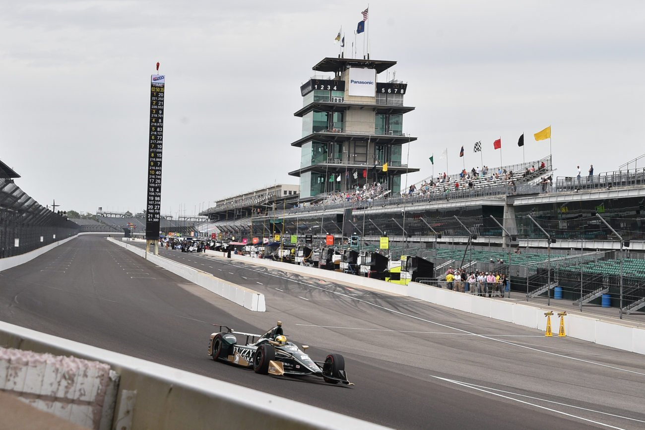 Indianapolis 500 Practice Speeds Day 3