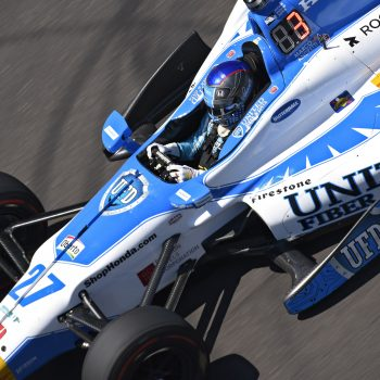 Indy 500 Practice - May 15 2017 - Marco Andretti