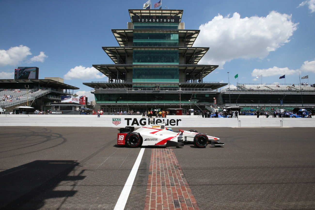 Indy 500 Practice Speeds - Day 4 at Indianapolis Motor Speedway