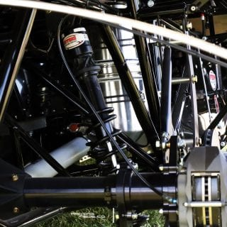 Inside the Rocket XR1 Chassis 8155