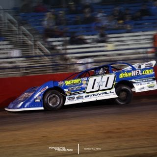 Jesse Stovall Lucas Oil Speedway Racing 8742