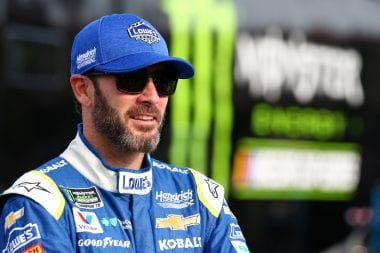 Jimmie Johnson Monster Energy All-Star Race Results