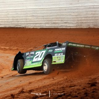 Jimmy Owens Lucas Oil Late Model Dirt Photos 3744