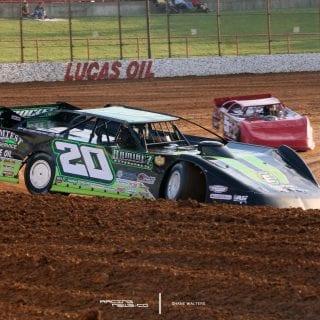 Jimmy Owens Lucas Oil Speedway 8277