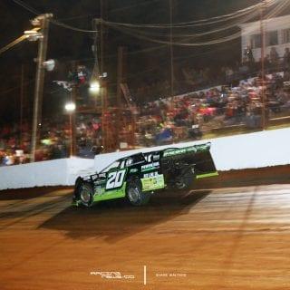 Jimmy Owens Tazewell Speedway Win 6095