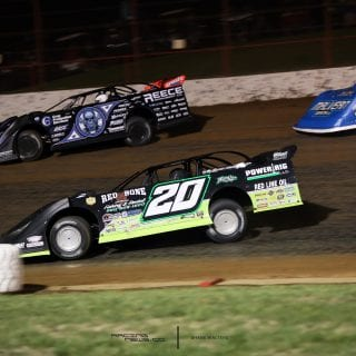 Jimmy Owens and Scott Bloomquist 8811