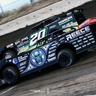 Jimmy Owens and Scott Bloomquist LOLMDS 7765