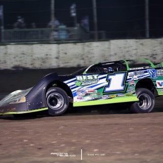 Josh Richards LaSalle Speedway 6837