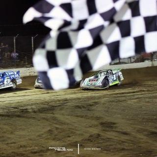 Josh Richards LaSalle Speedway Dirt Track Photos6772