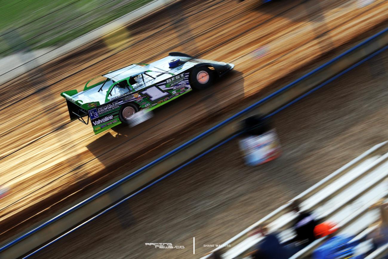 Josh Richards Lucas Oil Speedway Photos 8300