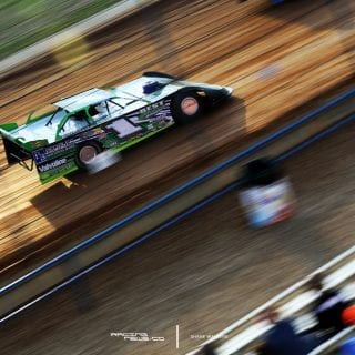 Josh Richards Lucas Oil Speedway Photos 8300