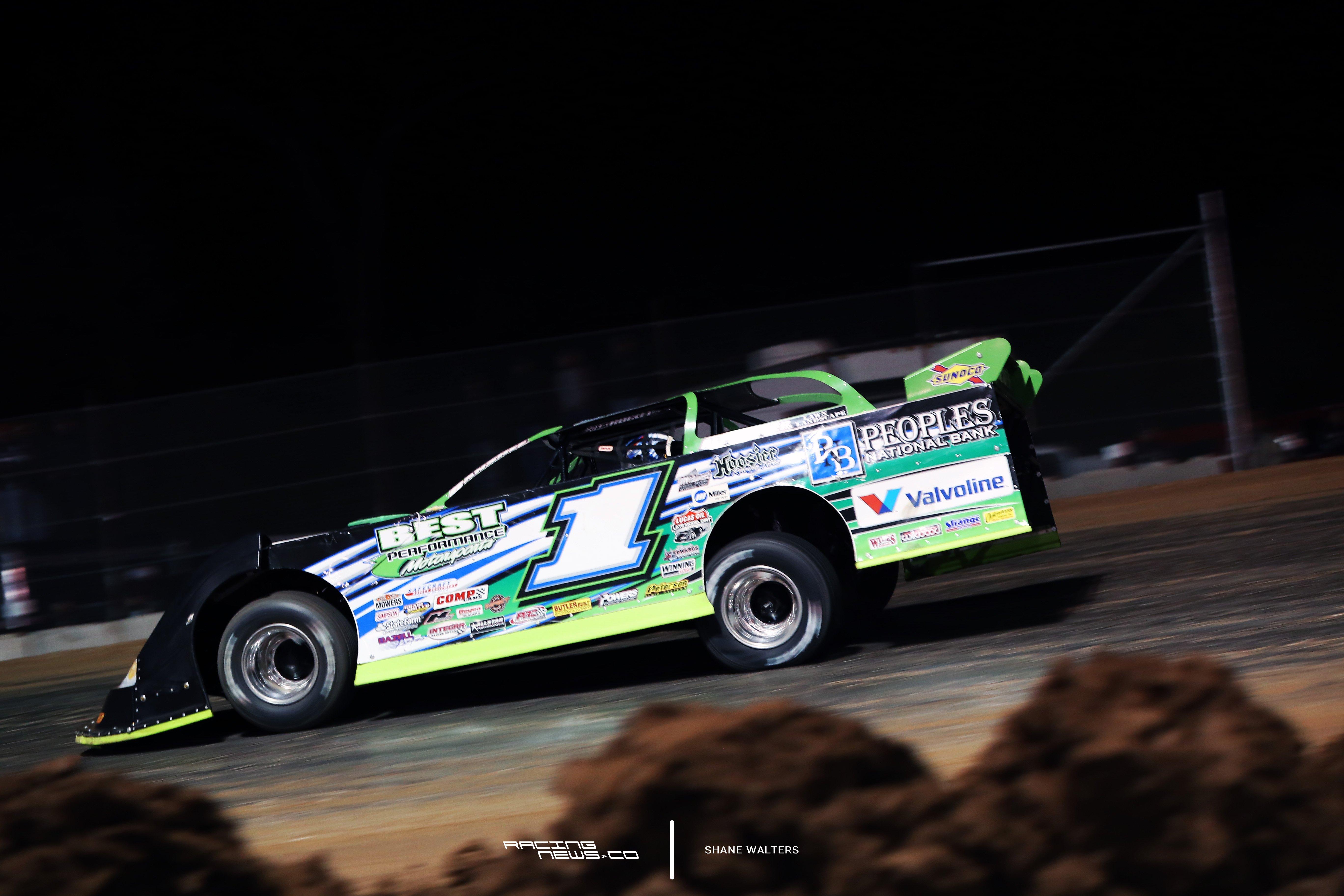 Josh Richards Luxemburg Speedway Photos 7395