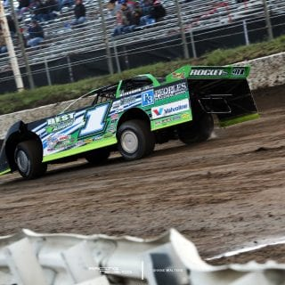 Josh Richards Photo at i80 Speedway 7781