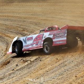 Kody Evans 4G Dirt Late Model Racer 4797