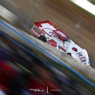 Kody Evans Florence Speedway Results - LOLMDS 4903