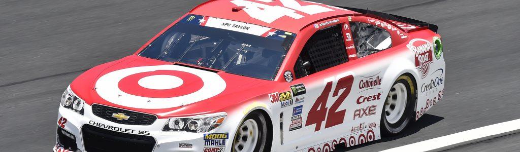 Kyle Larson Comments on NASCAR Inspection