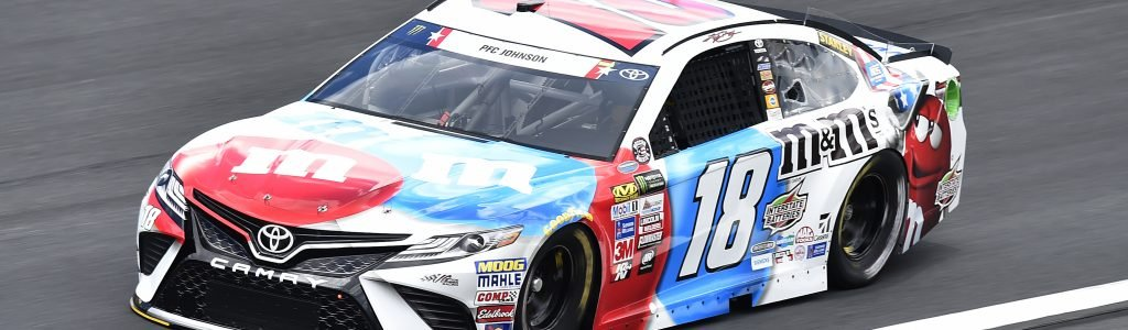 Kyle Busch comments on the restrictor plate for Charlotte