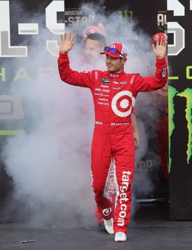 Kyle Larson NASCAR All-Star stage winners