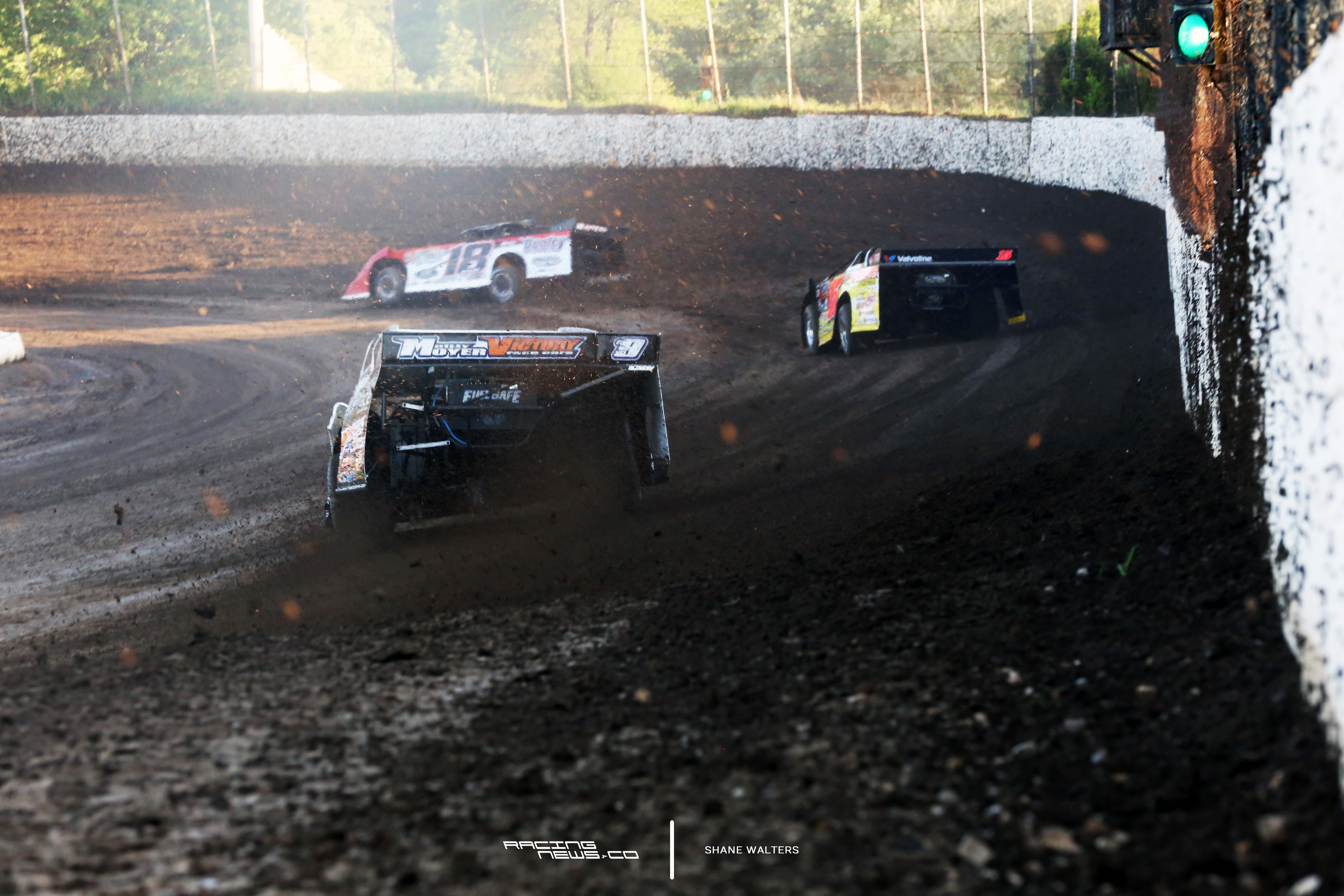 LaSalle Speedway Dirt Racing Photos 6369