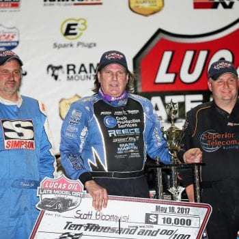 LaSalle Speedway Lucas Oil Late Model Dirt Series Results 6942