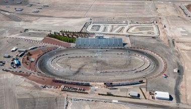 Las Vegas Bullring - NASCAR All-Star Race