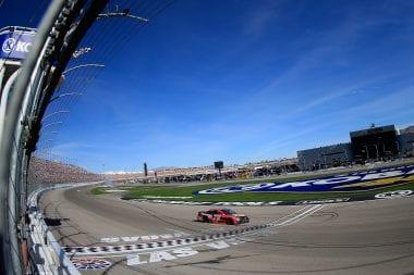 Las Vegas Motor Speedway Second NASCAR Date