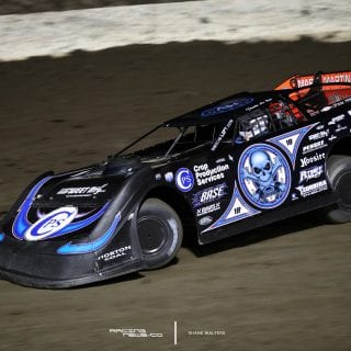 Lucas Oil Late Model Dirt Series Photo - Scott Bloomquist 8041