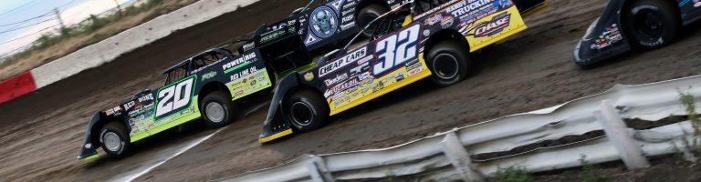 Lucas Oil Dirt Series heads to Midwest for triple-header weekend