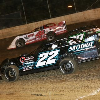 Lucas Oil Late Model Dirt Series Photos - Florence Speedway 5417