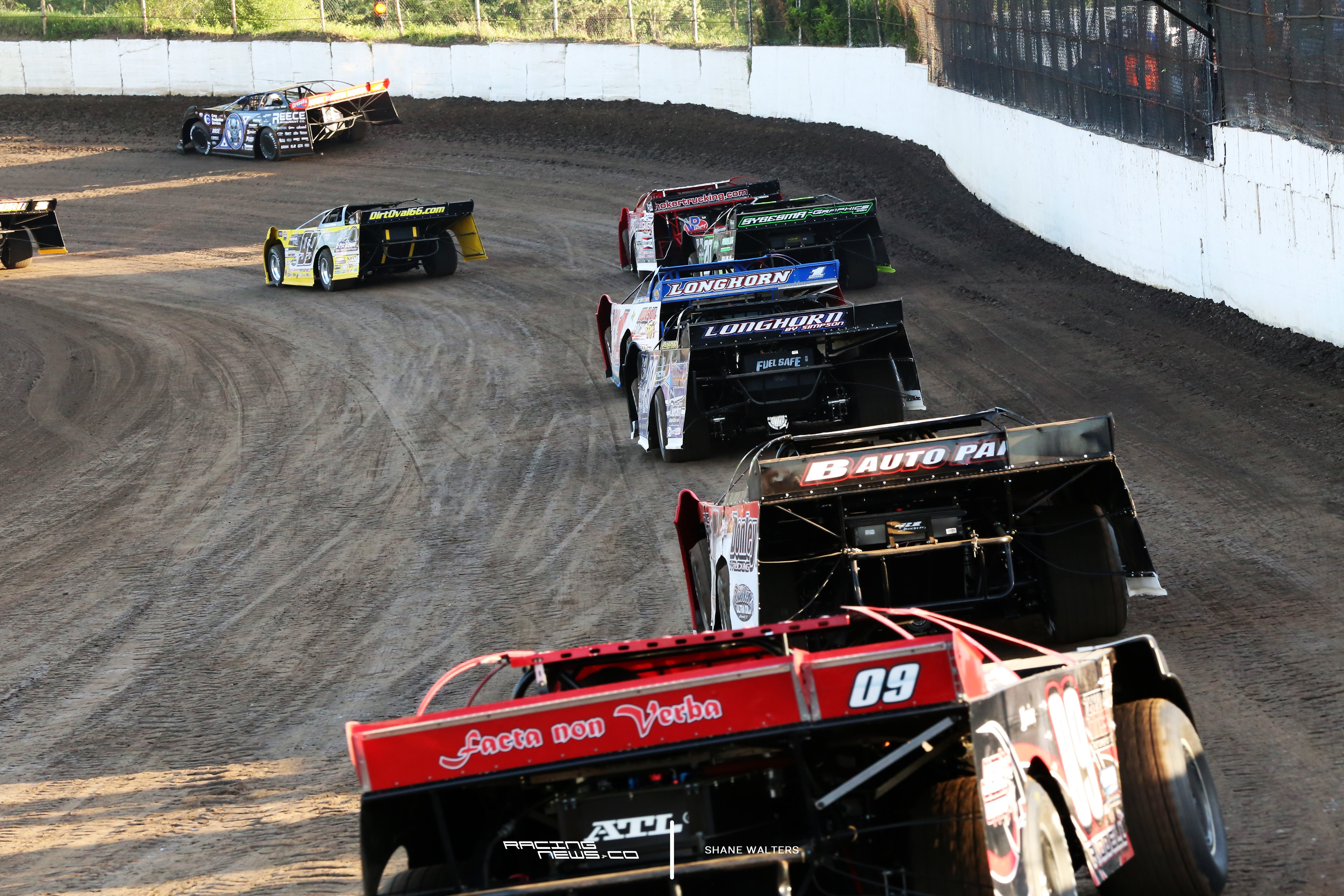 Lucas Oil Late Models at LaSalle Speedway 6274