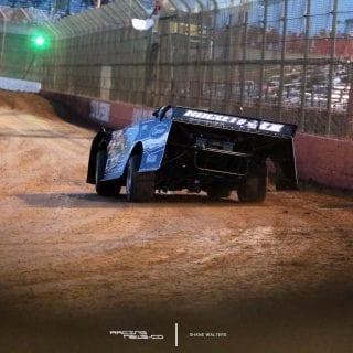Lucas Oil Speedway Dirt Track 8400