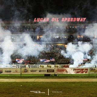 Lucas Oil Speedway Fireworks 0659