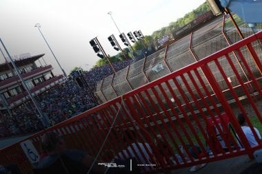 Lucas Oil Speedway Grandstand Seating 0317