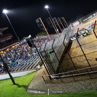 Lucas Oil Speedway Missouri Dirt Track 8556