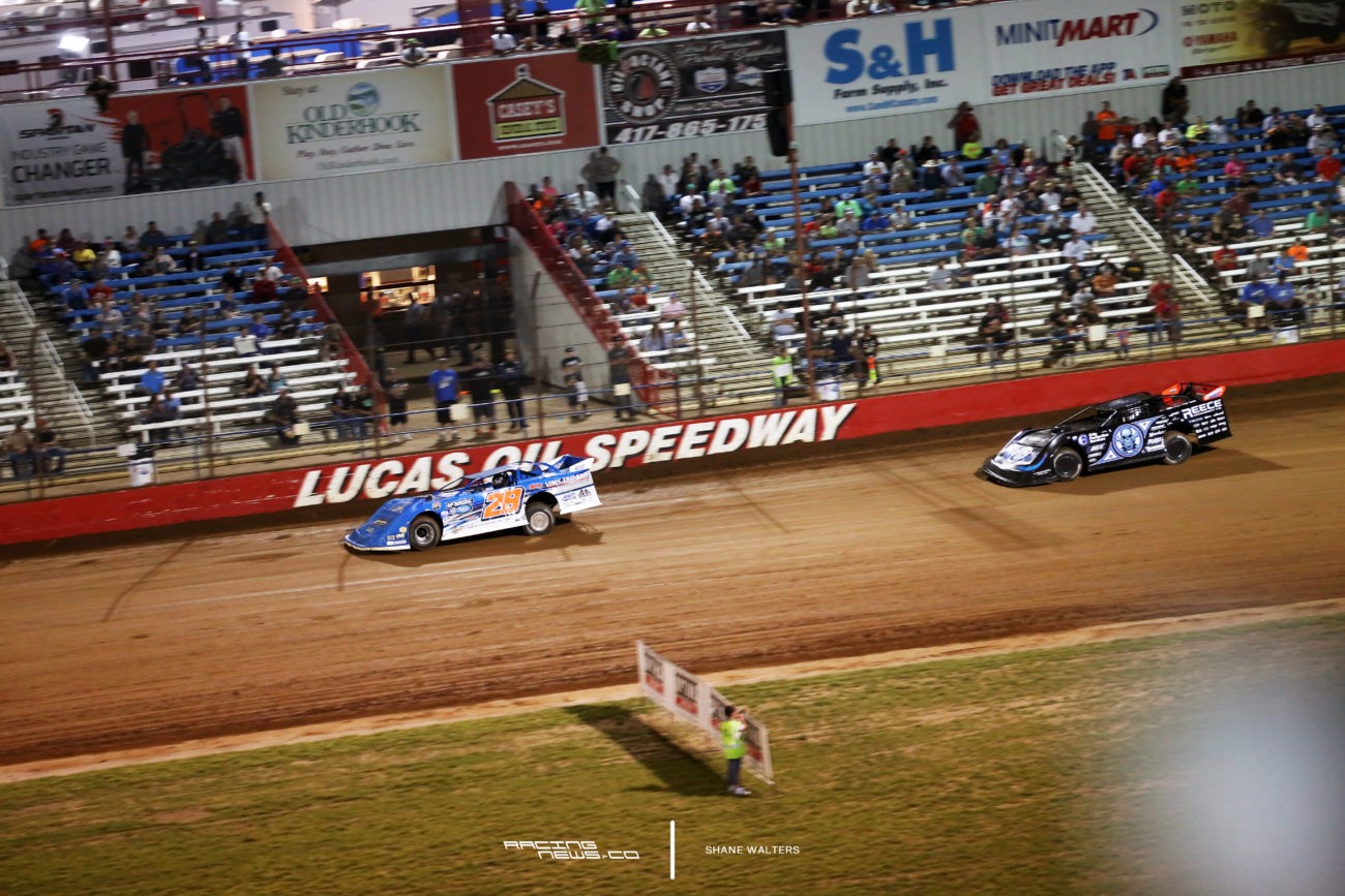Lucas Oil Speedway Wheatland Missouri Dirt Track 9408