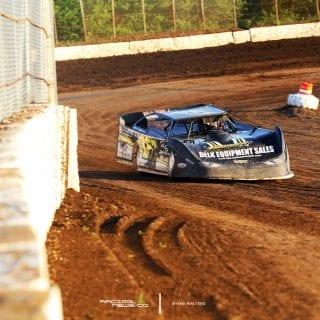 Mike Marlar LaSalle Speedway Photo 6444