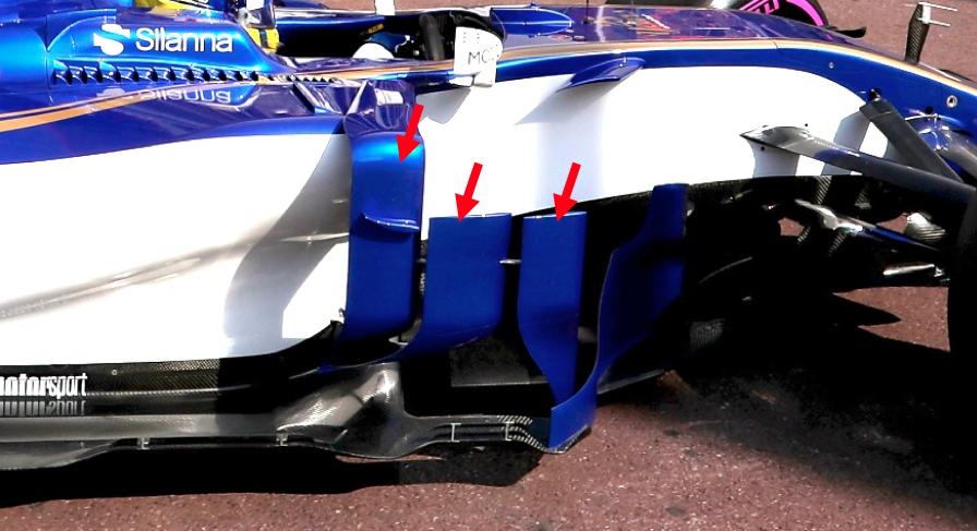 Monaco Grand Prix Upgrades - Sauber
