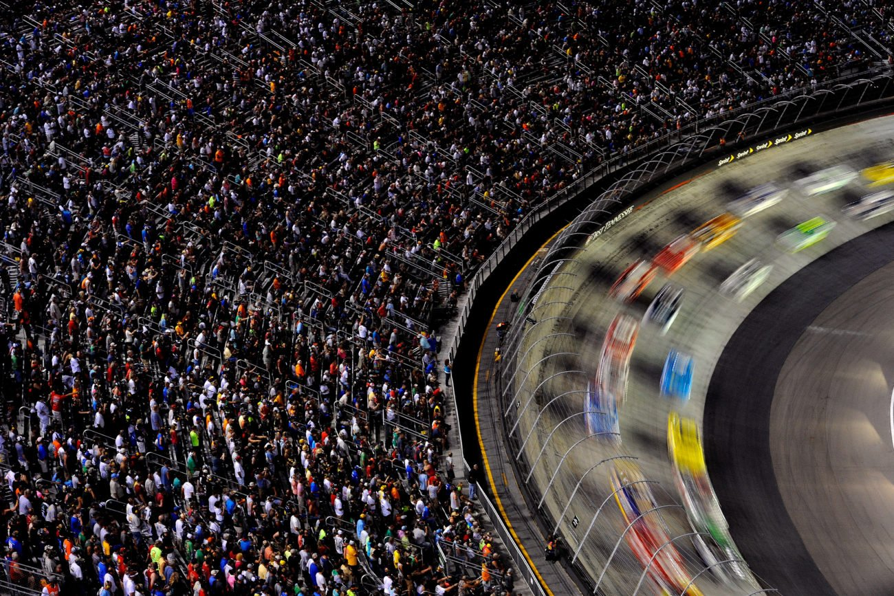 NASCAR Google Wireless Internet Testing - Bristol Motor Speedway